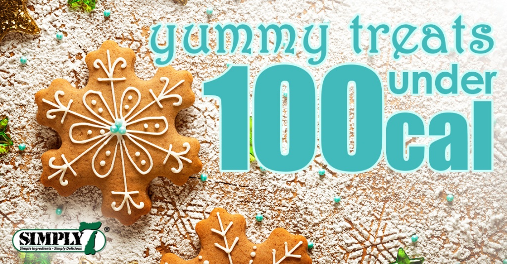 Yummy Treats Under 100 Calories